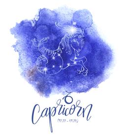 Golden Poppy Herbs Capricorn Perfume Roller