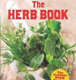 Golden Poppy Herbs The Herb Book - John Lust