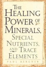 Golden Poppy Herbs Healing Power of Minerals & Trace Elements - Paul Bergner
