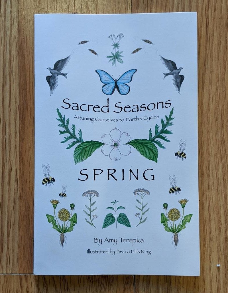 Golden Poppy Herbs Sacred Seasons - Spring - Amy Terpka