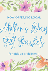 Golden Poppy Herbs Mother's Day Gift Basket Special