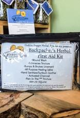 Golden Poppy Herbs Backpacker's Herbal First Aid Kit