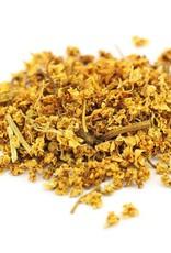 Golden Poppy Herbs Elder Flowers organic, bulk/oz