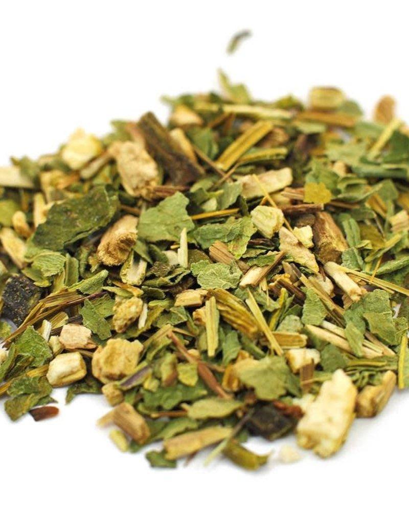 Golden Poppy Herbs Echinacea Herb Tops (purpurea) organic, bulk/oz