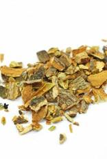 Golden Poppy Herbs Cramp Bark, Wild-Crafted, bulk/oz