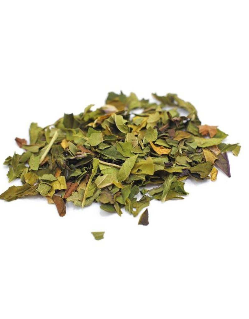Golden Poppy Herbs Peppermint Leaf BULK HERB Organic, bulk/oz