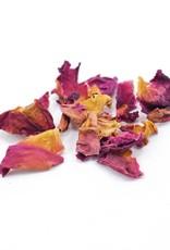 Golden Poppy Herbs Rose Petals, organic, bulk/oz