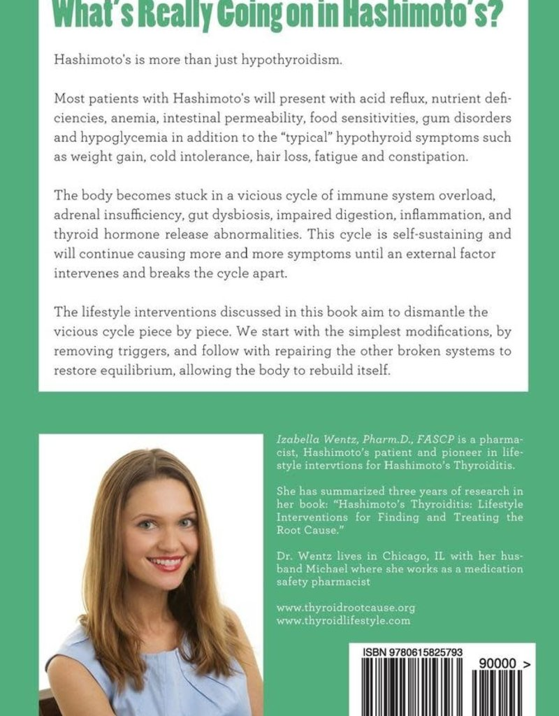 Golden Poppy Herbs Hashimoto's Thyroiditis: Root Cause - Izabella Wentz