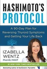 Golden Poppy Herbs Hashimoto's Protocol - Izabella Wentz