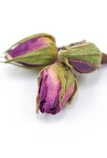 Golden Poppy Herbs Rose Buds whole organic, bulk/oz