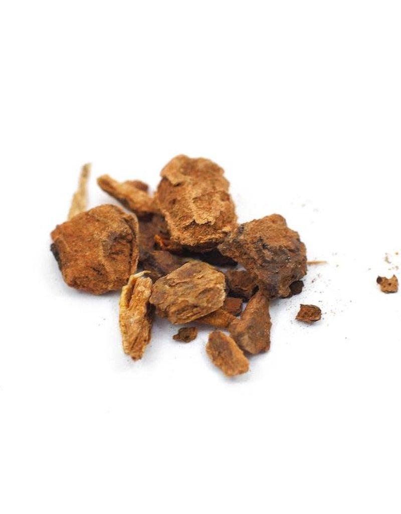 Golden Poppy Herbs Wild Cherry Bark organic, bulk/oz