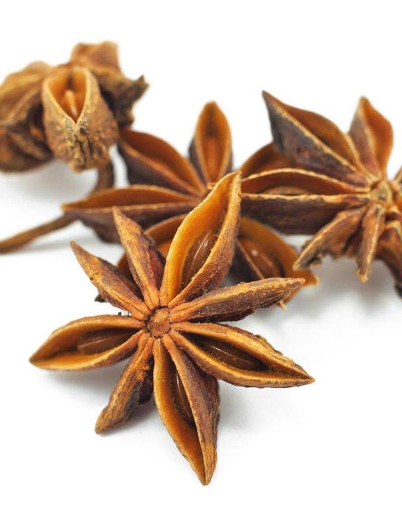 Golden Poppy Herbs Star Anise organic, bulk/oz