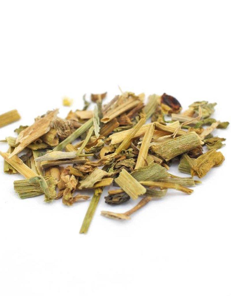 Golden Poppy Herbs Violet Leaf, organic, bulk/oz
