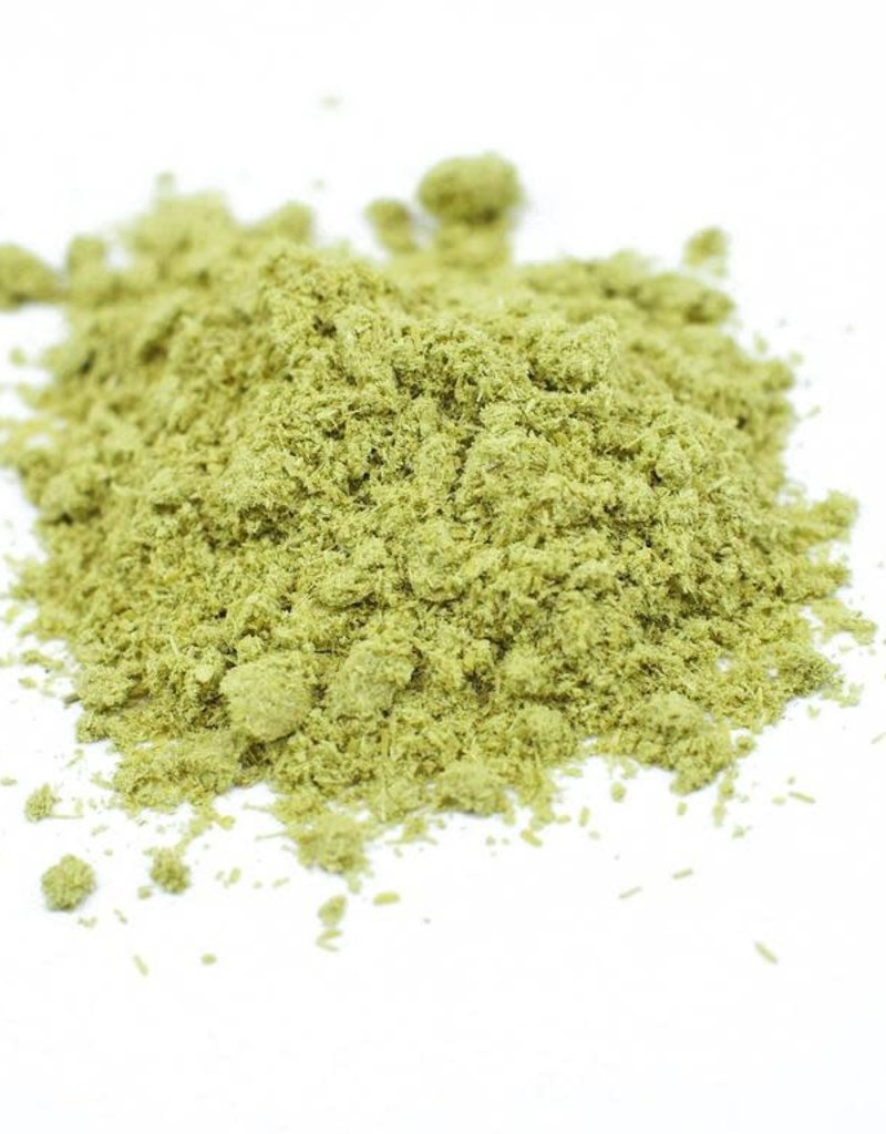 Golden Poppy Herbs Oat straw POWDER, Organic, bulk/oz