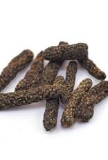 Golden Poppy Herbs Long Pepper, Organic, bulk/oz