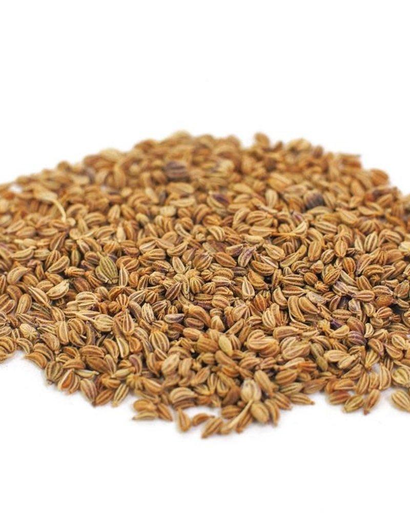 Golden Poppy Herbs Ajwain Seed, Organic, bulk/oz