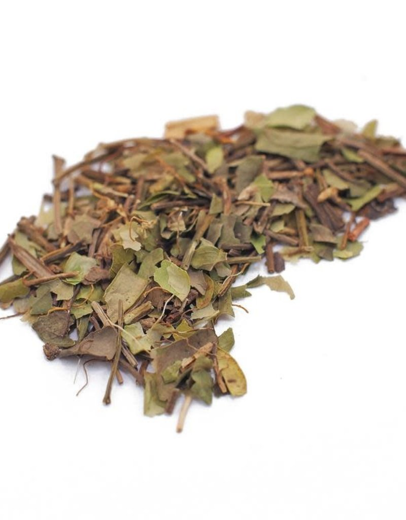 Golden Poppy Herbs Partridgeberry (Squawvine), Organic, bulk/oz