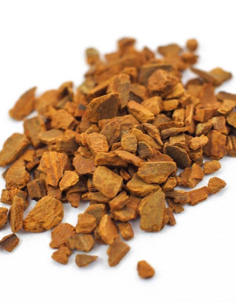 Golden Poppy Herbs Cassia Cinnamon Chips bulk/oz
