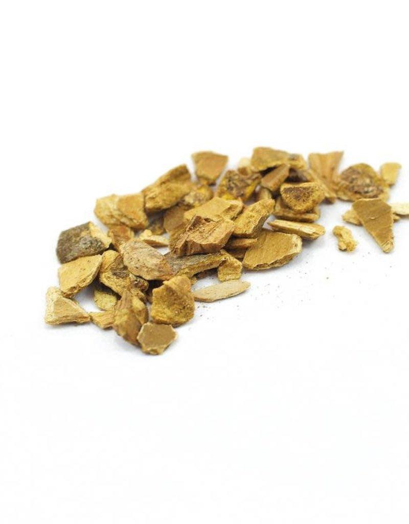 Golden Poppy Herbs Prickly Ash Bark, bulk/oz