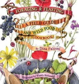 Golden Poppy Herbs Foraging and Feasting - Dina Falconi & Wendy Hollender