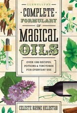Golden Poppy Herbs Llewellyn's Complete Formulary of Magical Oils
