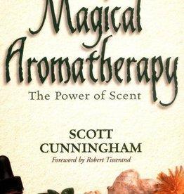 Golden Poppy Herbs Magical Aromatherapy - Scott Cunningham