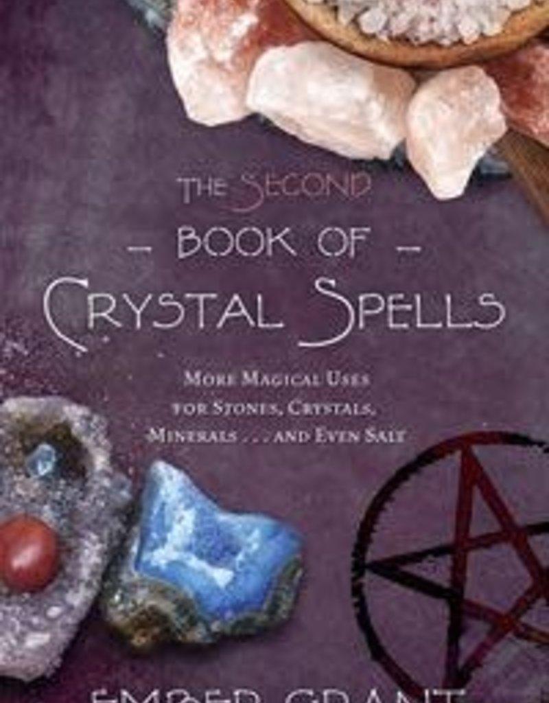 Golden Poppy Herbs The Second Book of Crystal Spells - Ember Grant