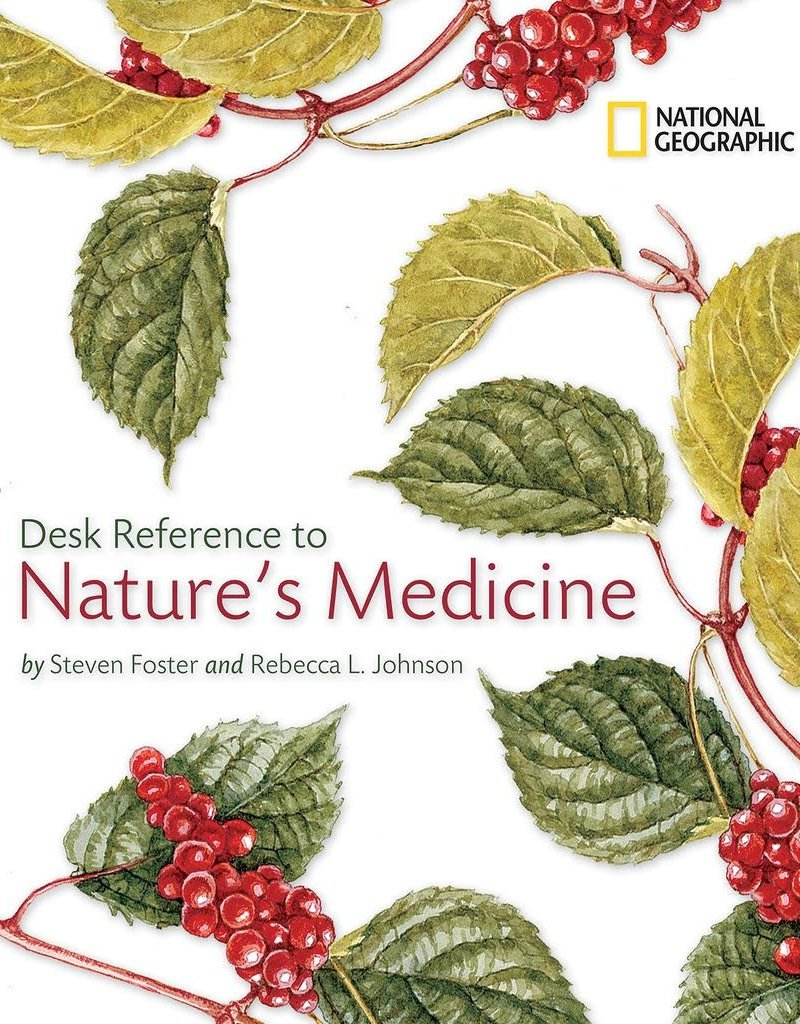 Golden Poppy Herbs Desk Reference to Nature's Medicine - Steven Foster