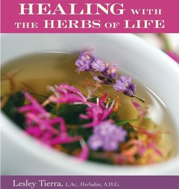Golden Poppy Herbs Healing with the Herbs of Life - Lesley Tierra