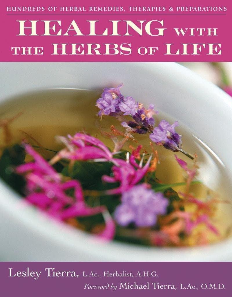 Golden Poppy Herbs Healing with the Herbs of Life - Lesley Tierra