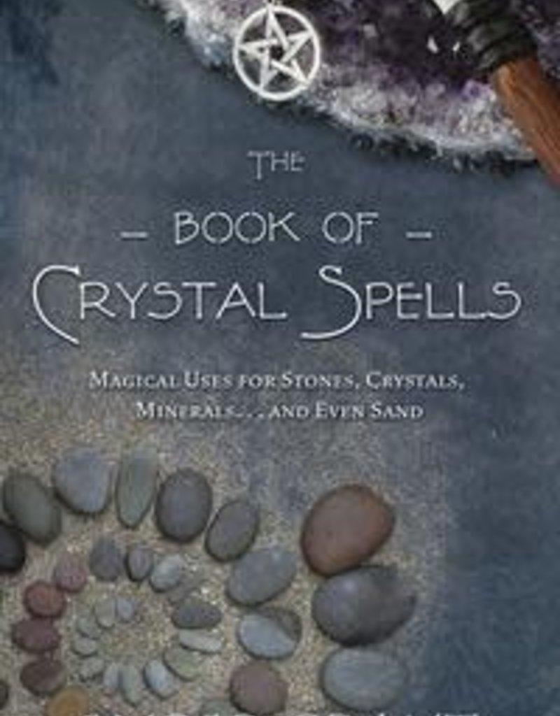 Golden Poppy Herbs The Book of Crystal Spells - Ember Grant