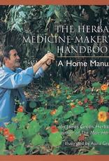 Golden Poppy Herbs Herbal Medicine Maker's Handbook - James Green