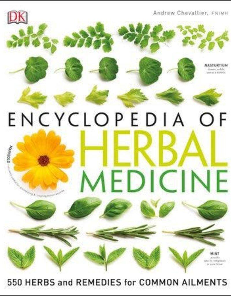 Golden Poppy Herbs Encyclopedia of Herbal Medicine - Andrew Chevallier