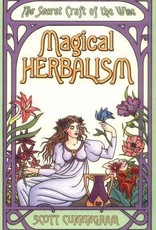Golden Poppy Herbs Magical Herbalism - Scott Cunningham