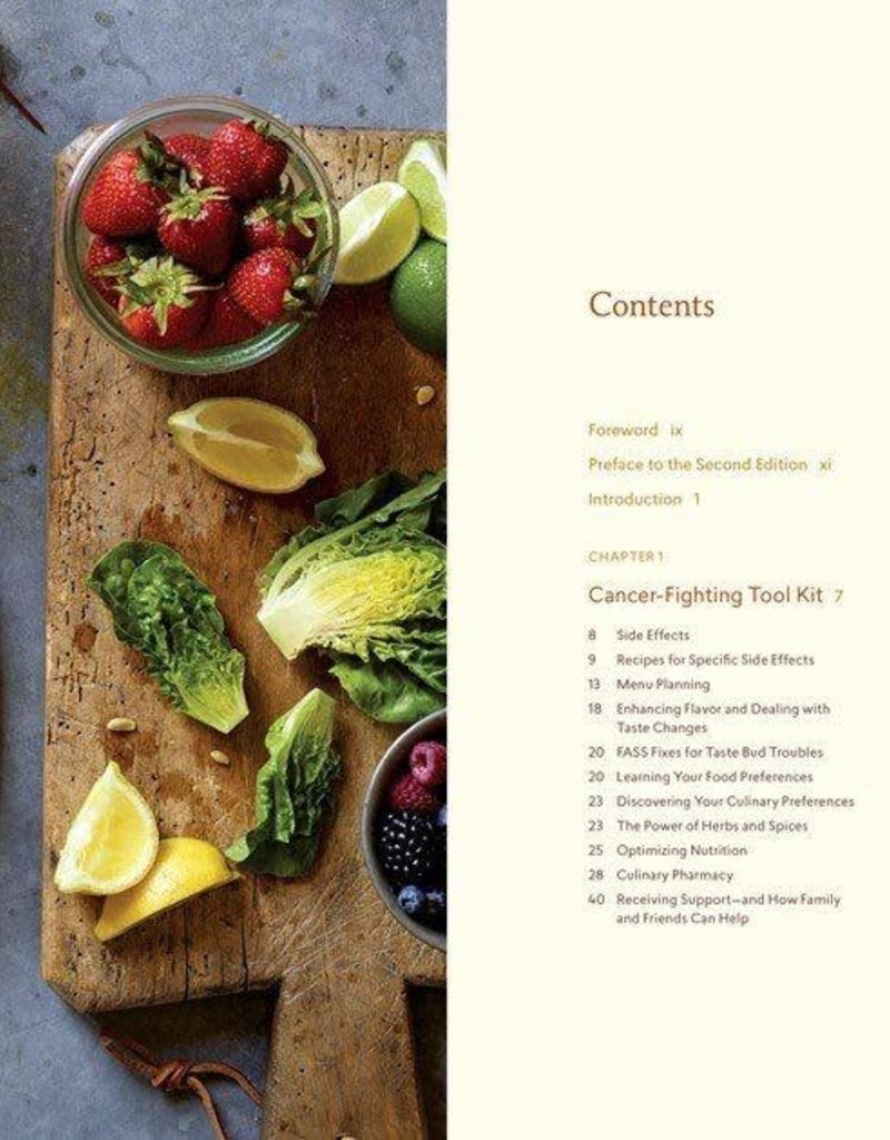 Golden Poppy Herbs Cancer Fighting Kitchen - Rebecca Katz