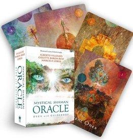 Golden Poppy Herbs Mystical Shaman Oracle Cards - Colette Baron-Reid