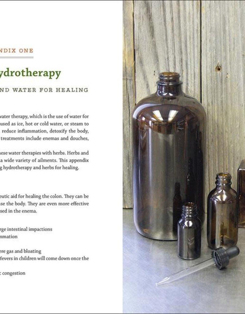 Golden Poppy Herbs The Modern Herbal Dispensatory: A Medicine-Making Guide - Thomas Easley