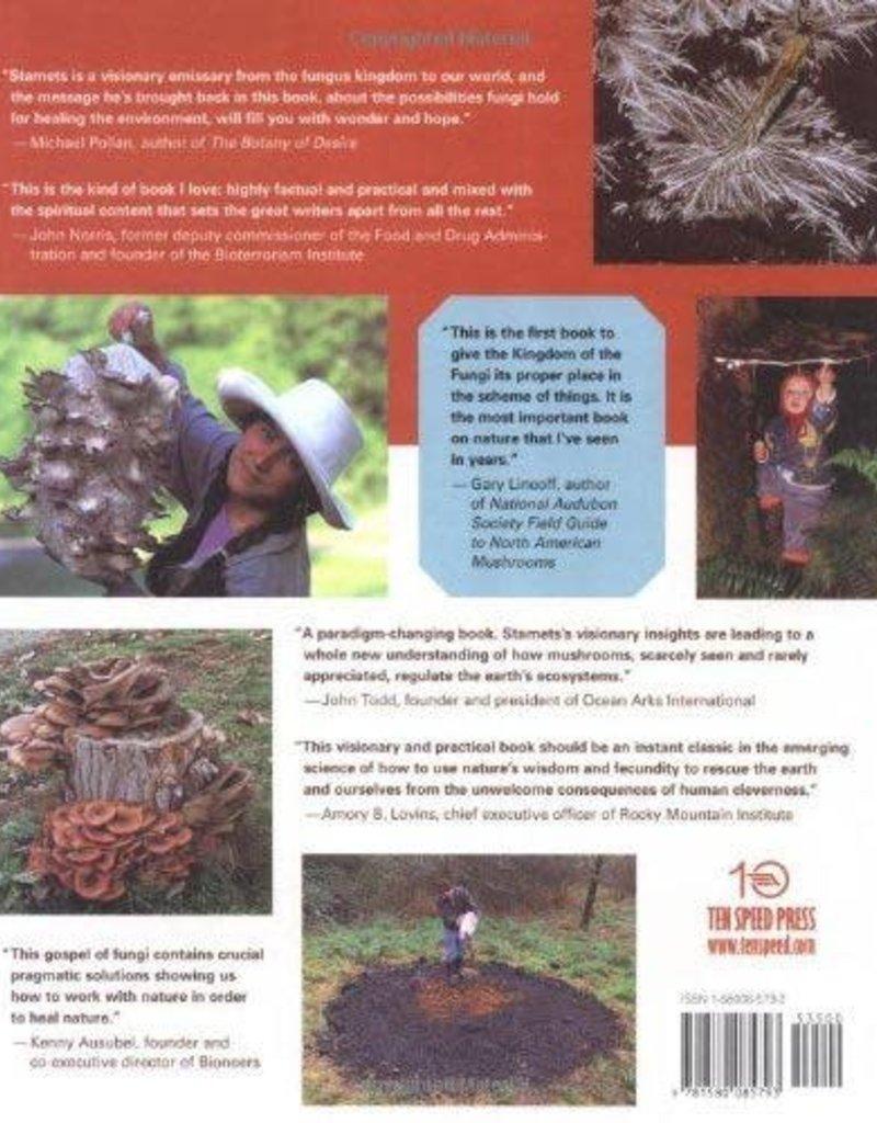 Golden Poppy Herbs Mycelium Running - Paul Stamets