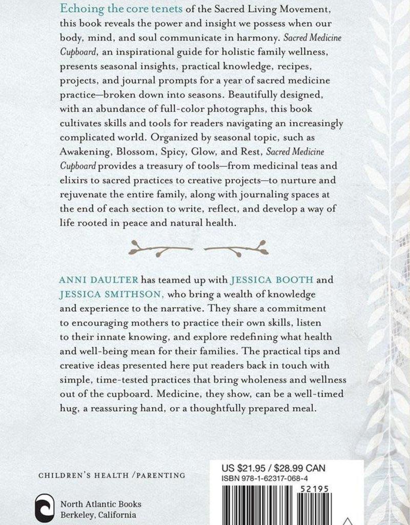 Golden Poppy Herbs Sacred Medicine Cupboard - Anni Daulter