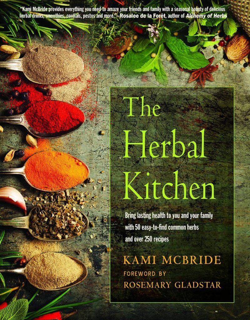 Golden Poppy Herbs The Herbal Kitchen - Kami McBride