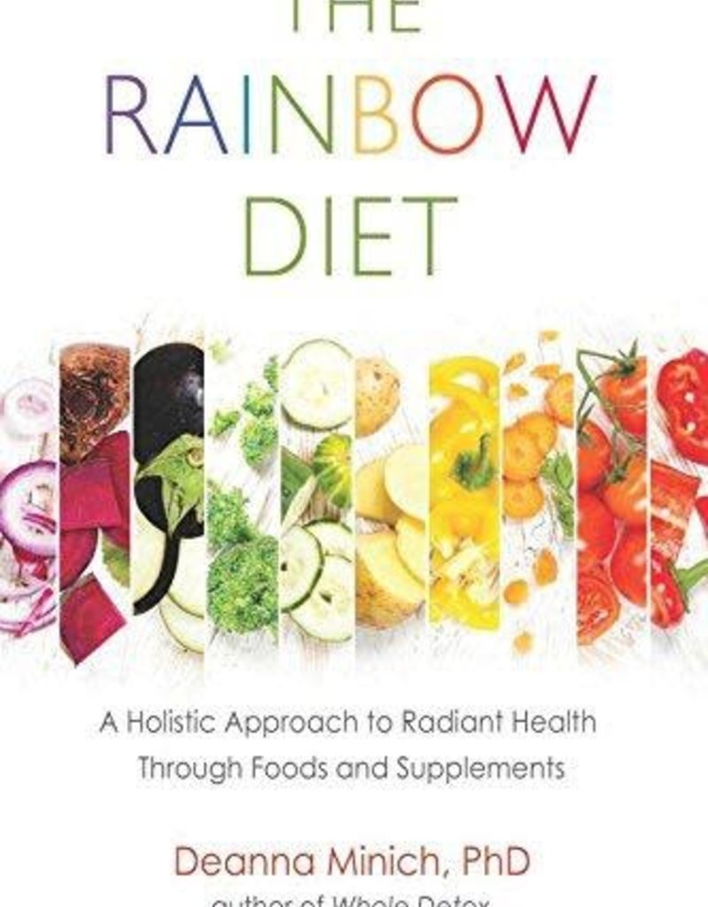 Golden Poppy Herbs The Rainbow Diet - Deanna Minich