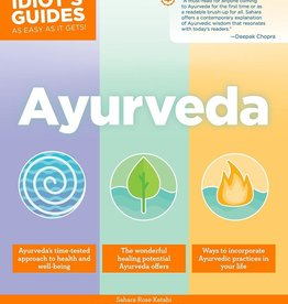 Golden Poppy Herbs Idiots Guide to Ayurveda - Sahara Rose
