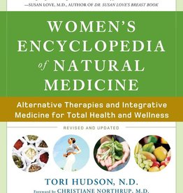 Golden Poppy Herbs Women's Encyclopedia of Natural Medicine - Tori Hudson