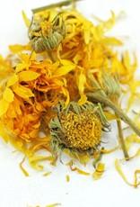 Golden Poppy Herbs Calendula FLOWERS organic, bulk/oz