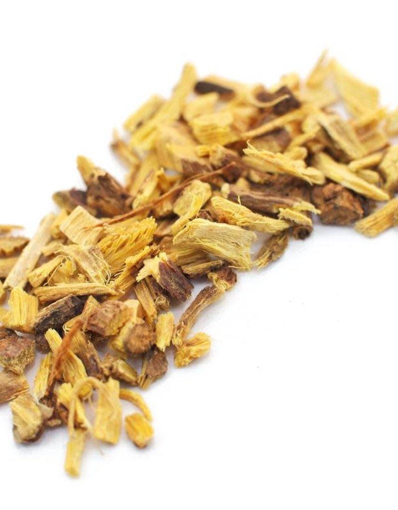 Golden Poppy Herbs Licorice Root pieces, organic, bulk/oz