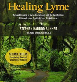 Golden Poppy Herbs Healing Lyme (Second Edition) - Stephen Buhner
