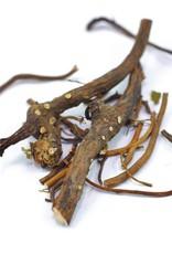 Golden Poppy Herbs Mandrake Root, Whole, Wild-crafted, bulk/oz