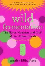 Golden Poppy Herbs Wild Fermentation - Sandor Ellix Katz