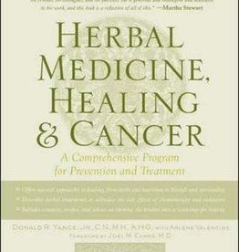 Golden Poppy Herbs Herbal Medicine Healing & Cancer - Donald Yance