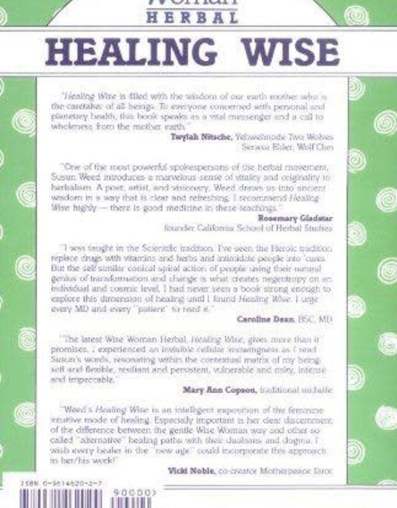 Golden Poppy Herbs Wise Woman Herbal Healing Wise - Susun Weed